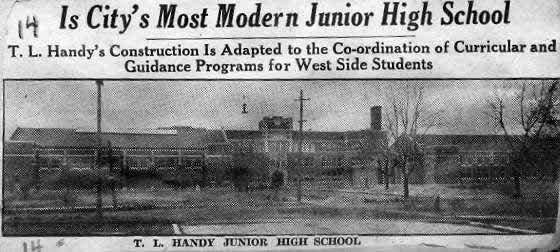 TL Handy Middle School -1940